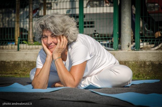 Laura Melchiori - maser - festa delle associazioni