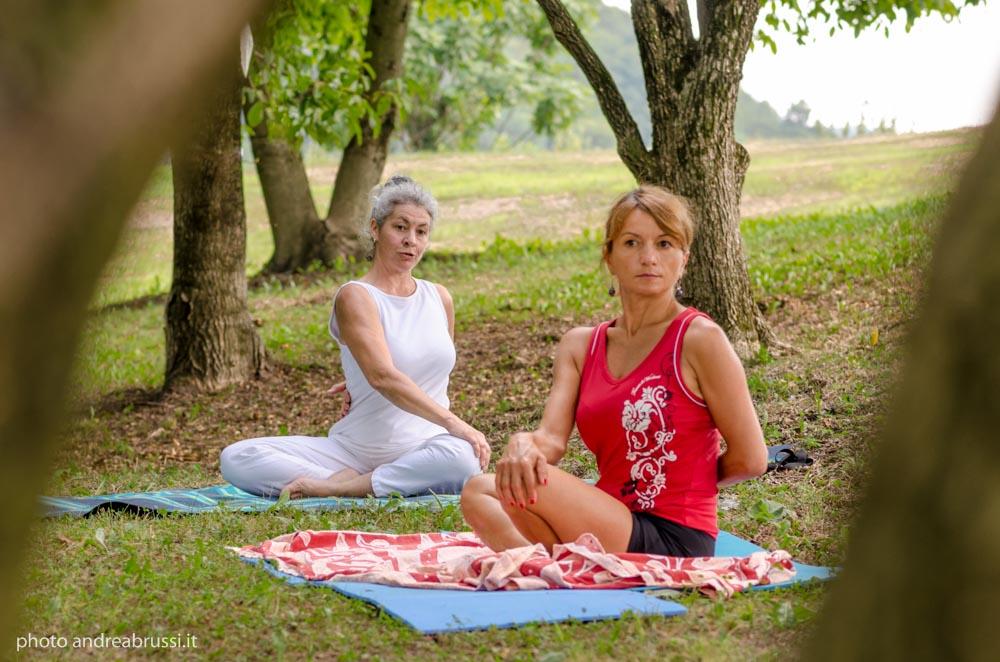 Laura Melchiori - Yoga Ecoinvolgente 2017