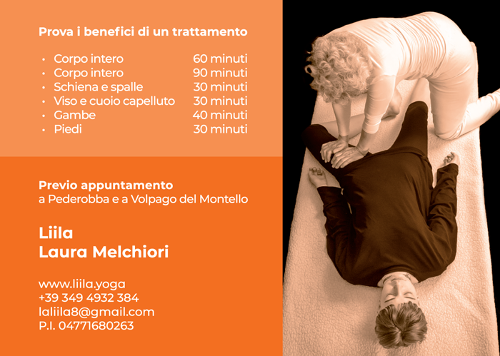 Laura Melchiori - Trattamenti Thai
